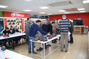 convención de invierno de Chiruca en su sede en Arnedo