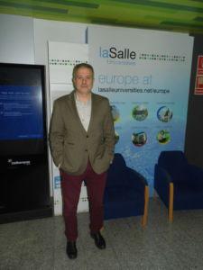 Jordi Garrido es experto en retail y profesor en La Salle y la Universitat Ramon Llull