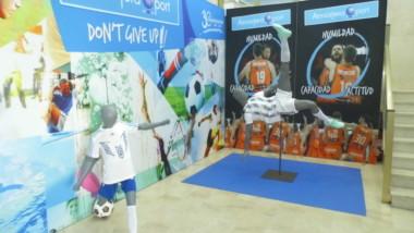Atmósfera Sport apuesta por combinar moda y deporte en su convención invernal