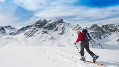 Deportes de invierno y montaña: al filo de lo posible