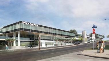 Skechers amplía su sede en California