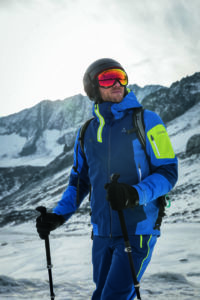 Gore-Tex presenta sus prendas 3 capas en Ispo Munich
