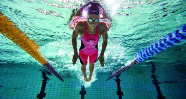 Speedo presenta lo último en natación y de su tecnología Fastskin