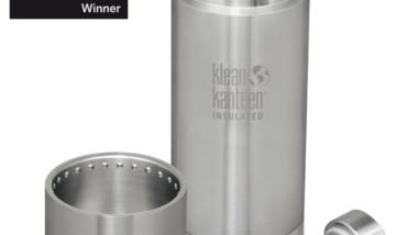 Klean Kanteen recibe el reconocimiento de Ispo por sus botellas TKPro