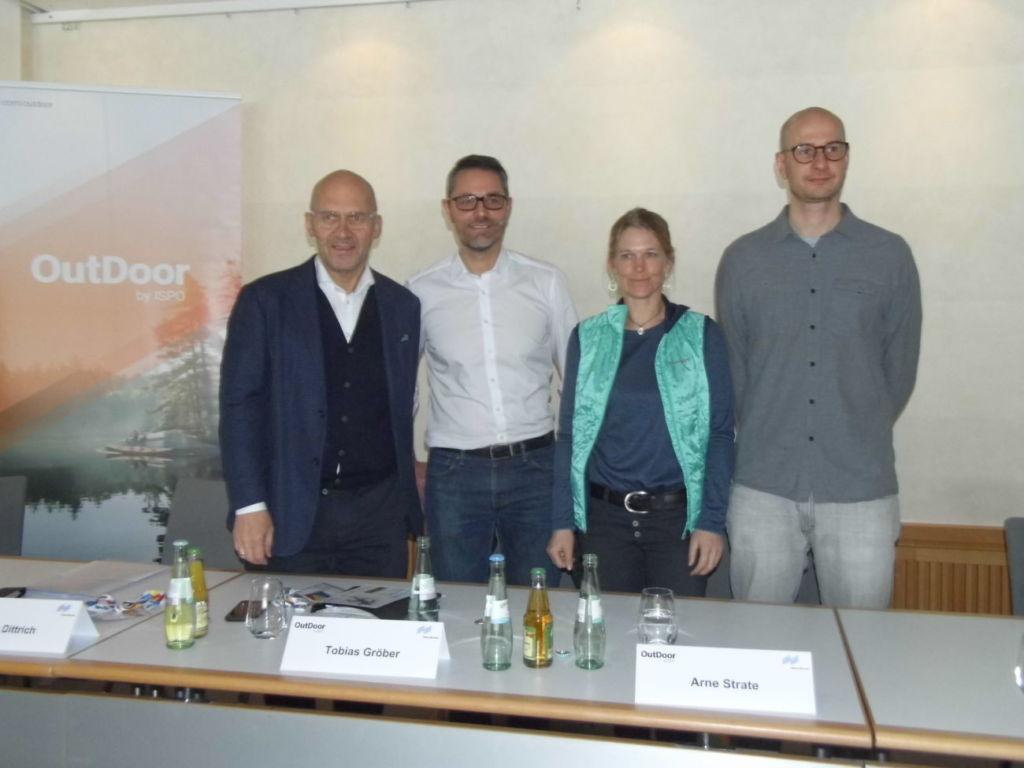 Messe München presenta OutDoor by Ispo en Ispo Munich