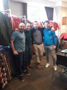 jornadas de compra de invierno de G5 en Madrid