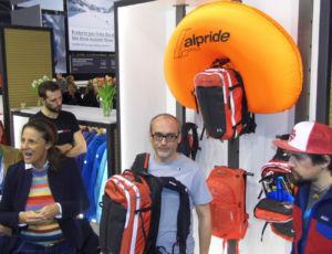Ferrino presenta su mochila Full Safe 330+5