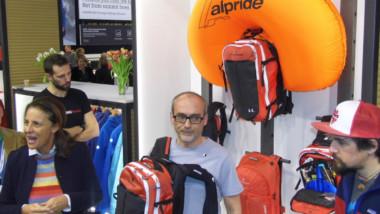 Ferrino apuesta por la seguridad con su mochila Full Safe 30+5