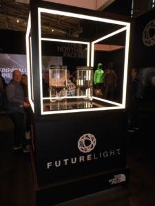 The North Face presenta la tecnología Futurelight, impermeable y transpirable