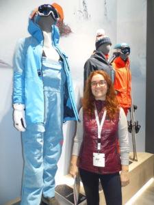 Gemma de Ramon nos muestra la chaqueta de Helly Hansen galardonada con un Ispo Gold Award