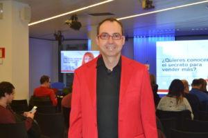El Hombre de Rojo nos habla de los cambios en el mundo de la Comunicación y el Marketing