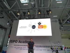 Sportmas participa en Ispo Munich y en Ispo Academy junto a Base