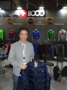 Leandro Arnanz nos muestra las novedades de +8000 en Ispo Munich