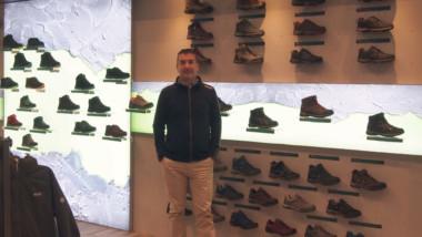 El calzado impulsa el crecimiento de Regatta