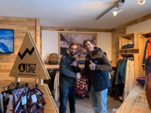 Wapiti estrena espacio Picture en tienda de Pas de la Casa, Andorra