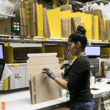 ¿Qué sueldos paga Amazon en España?
