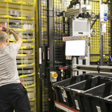 Amazon sumó 5.000 empleados fijos en España en 2020
