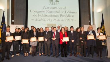 Peldaño recibe el premio Innovación del Año de la AEEPP