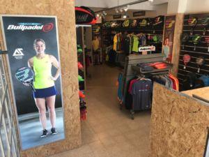 Bullpadel abre tienda oficial en Portugal