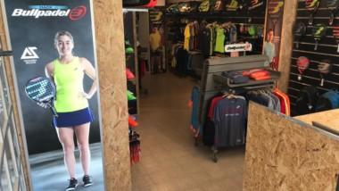 Bullpadel abre su primera tienda oficial en Portugal