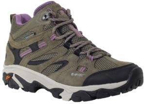 calzado de outdoor de Hi-Tec para la campaña de invierno