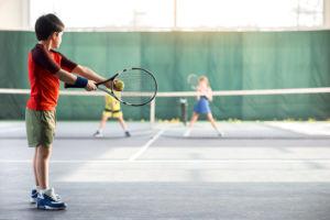 deportes de raqueta, tenis y pádel