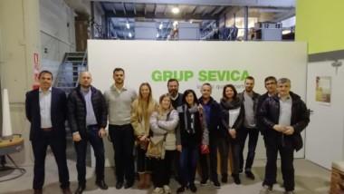 Sevica brinda soluciones logísticas al sector textil