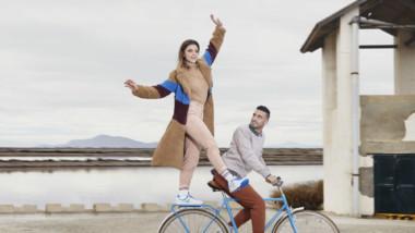 J'hayber apoya su catálogo de invierno con una espectacular campaña
