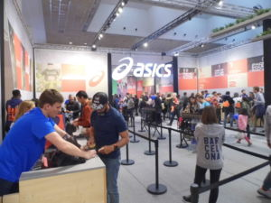 feria Expo Sports Marató de Barcelona