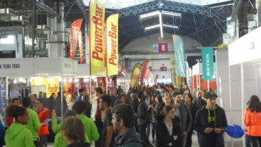 Expo Sports crece al ritmo de una Marató de Barcelona de récords
