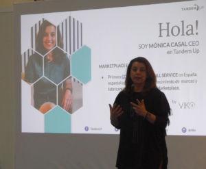 Mónica Casal expone en eshow un informe sobre marketplaces