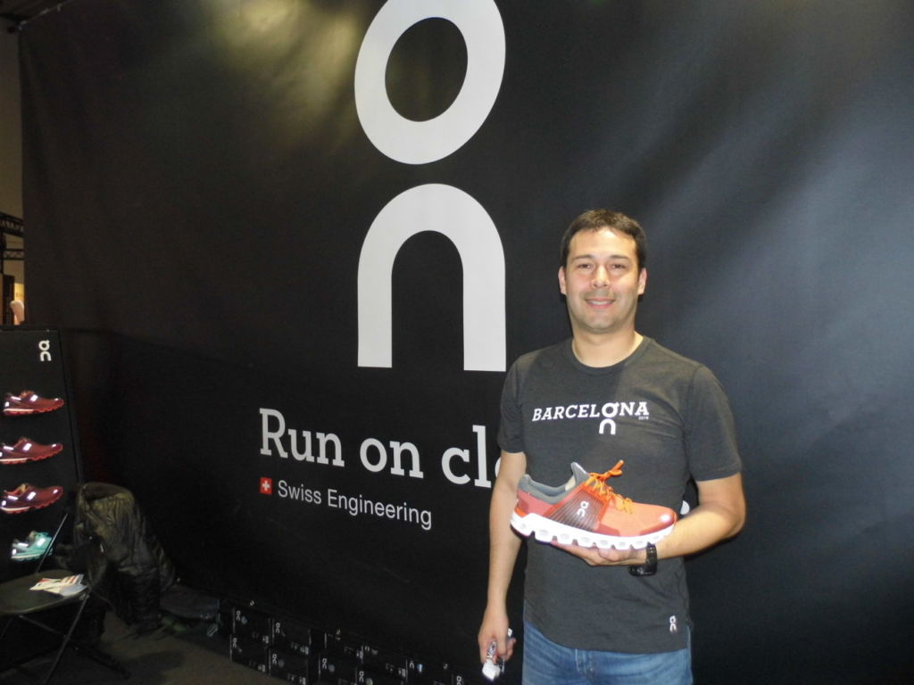 On Running participa en Expo Sports tras crecer un 45%