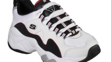 Skechers reinventa el exitoso fenómeno 'chunky sneakers'