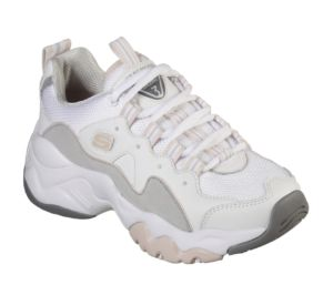 calzado 'chunky sneakers' de Skechers