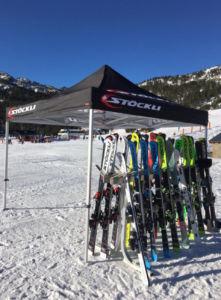 Stockli Experience Days en Andorra junto a Viladomat Esports