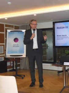 Presentación en Barcelona de Techtextil y Texprocess, ferias líderes en el sector del textil técnico