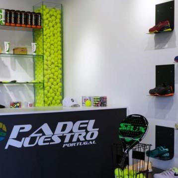 Padel Nuestro abre un punto de venta en Lisboa tras crecer un 33%