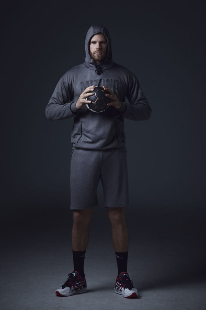 Mikkel Hansen es el mejor jugador del Mundo de balonmano y se ha comprometido con Mizuno