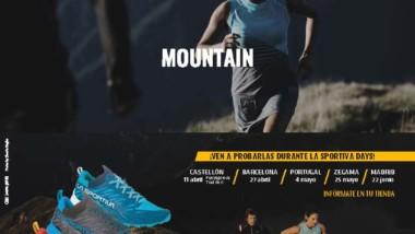 La Sportiva inicia un tour activo para dar a conocer sus productos de trail running