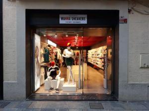 Wanna Sneakers abre 100 metros en Mataró
