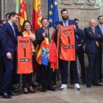 Atmósfera Sport celebra la Eurocup con el Valencia Basket