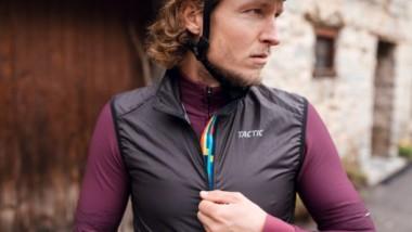 Tactic lanza el chaleco Windflex de ciclismo