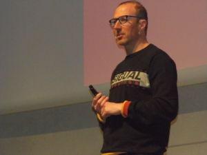 David Meire, de Desigual, interviene en Retail Revolution Conference