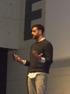 Guillem Gallego, de Desigual, interviene en Retail Revolution Conference
