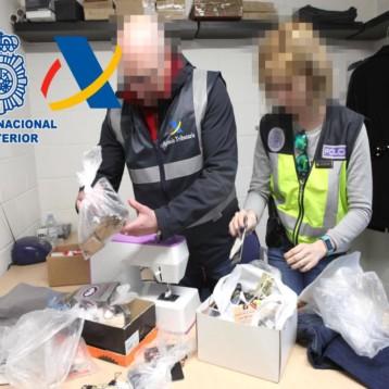 Andema agradece la labor policial contra las falsificaciones