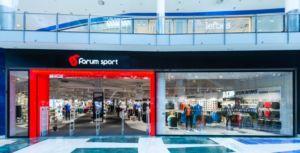 tiendas de deporte Forum Sport
