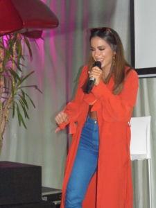 Evento de Ipanema en el restaurante Nubel de Madrid junto a la cantante brasileña Anitta