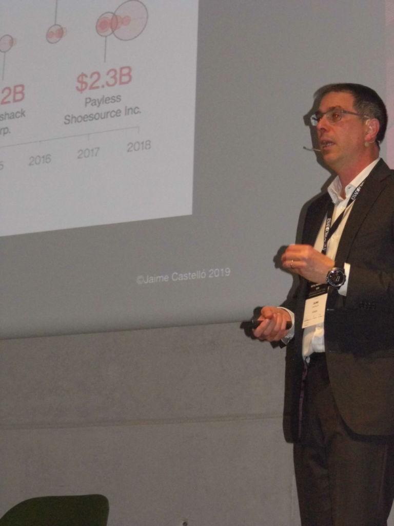 Jaime Castelló interviene en Retail Revolution Conference
