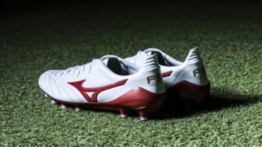 Mizuno diseña unas botas de lujo para Fernando Torres