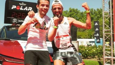 Polar conecta con el EDP Rock 'n' Roll Madrid Maratón